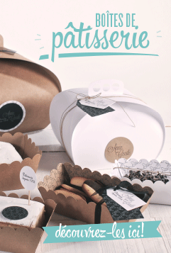 Selfpackaging Boites patisserie