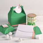 Verde que te quiero verde… Verde baker's twine, verde washi tape…