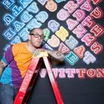 Ben Eine, el grafitero que conquistó a Louis Vuitton