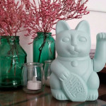 Gato chino moderno y chachi: ¡DIY!