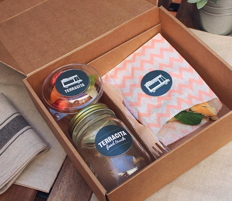 Decorar fiestas con envases take away selfpackaging 1 selfpackaging blog - Envases take away ...