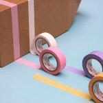 Decorar con washi tape: personaliza tu picnic con MT y SelfPackaging