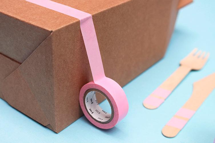 Decorar con washi tape picnic selfpackaging mt 5 selfpackaging blog - Decorar con washi tape ...