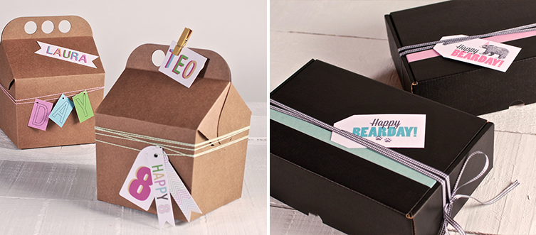 como envolver cajas 11