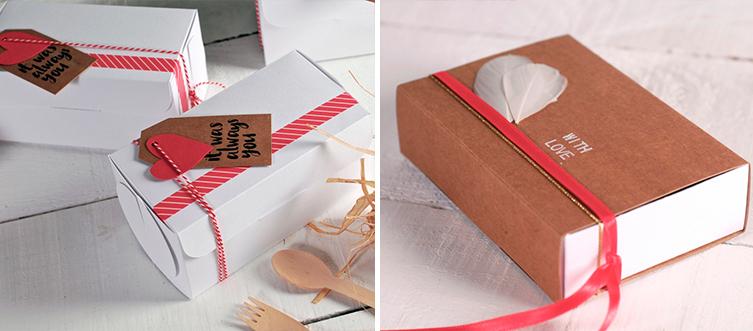 como envolver cajas 3