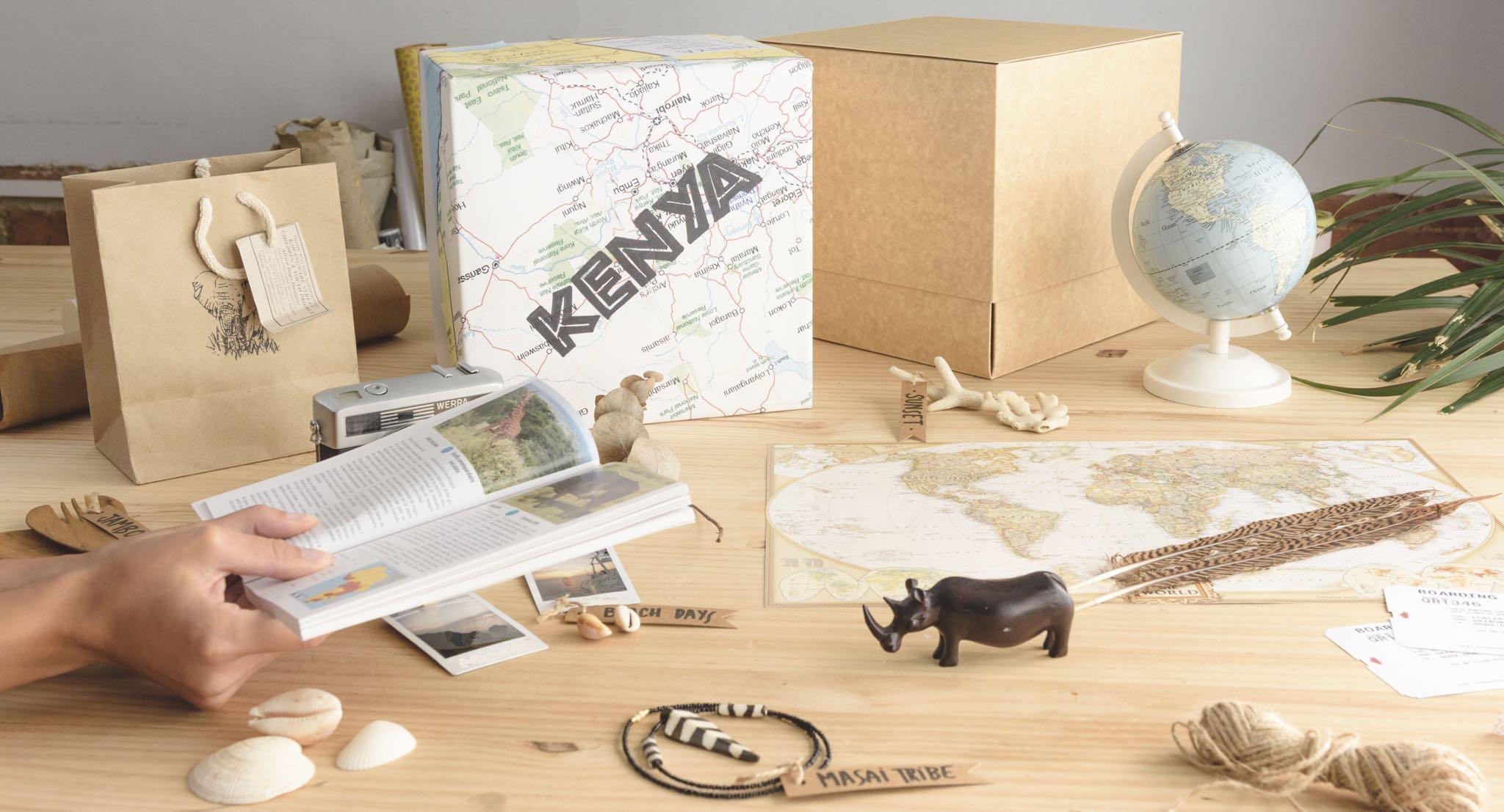 SelfPackaging - Travel Memories - DETALLE
