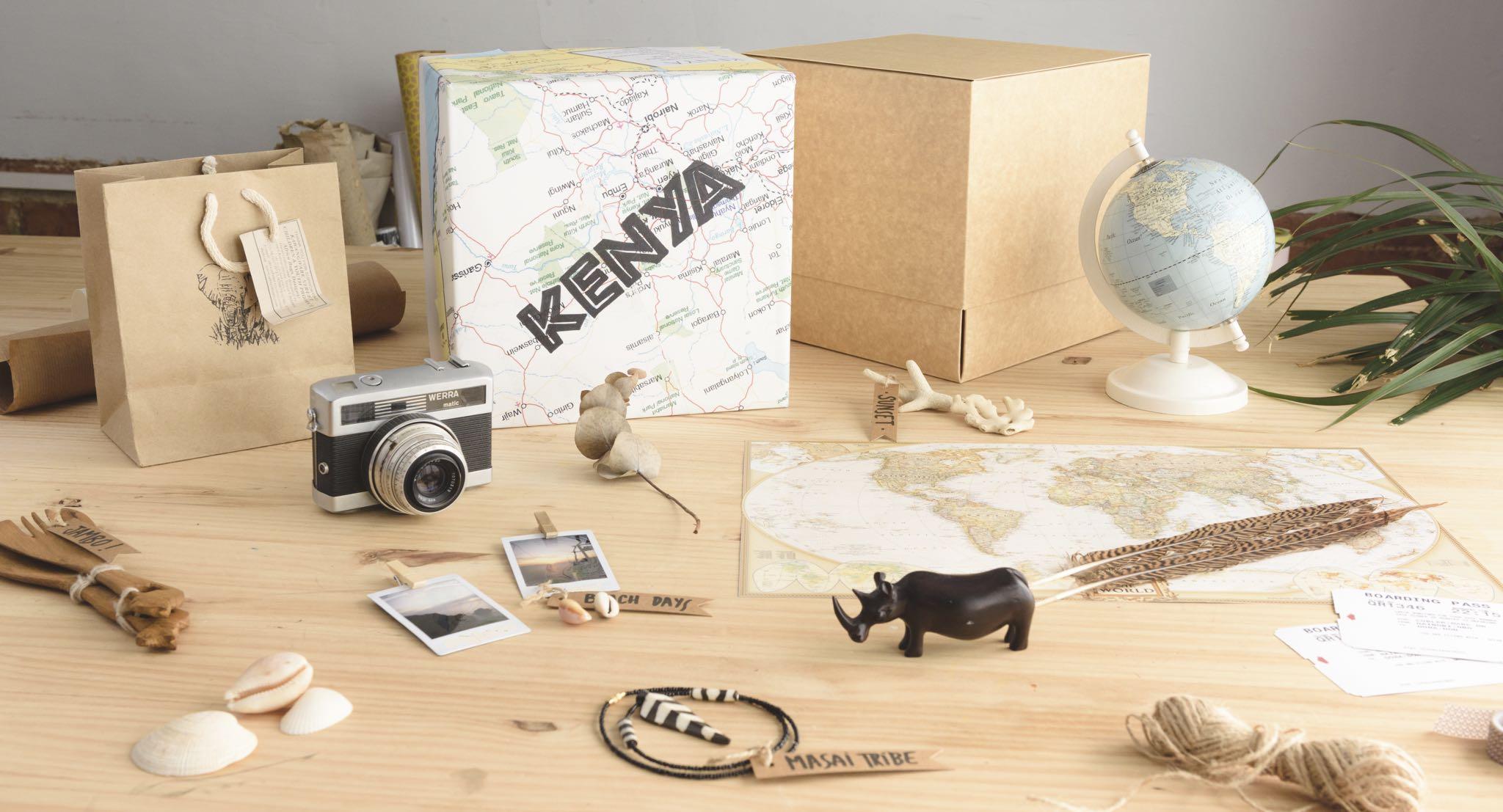 SelfPackaging - Travel Memories - PORTADA