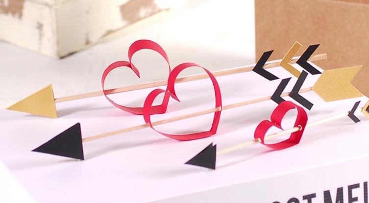 Flechazos para el día de San Valentín