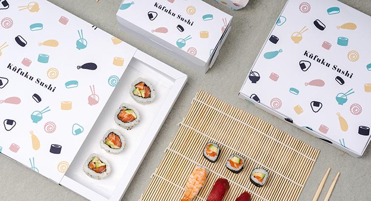 ¡Alucina con nuestras cajas para sushi!