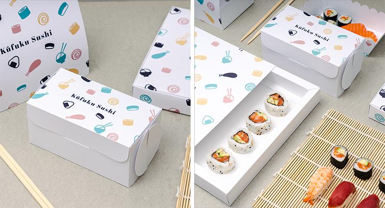 El diseño atractivo es fundamental a la hora de realizar un packaging.