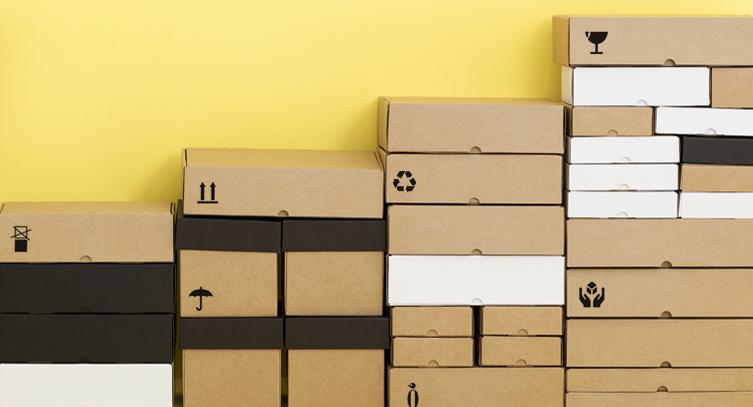 Cajas de cartón varios tamaños