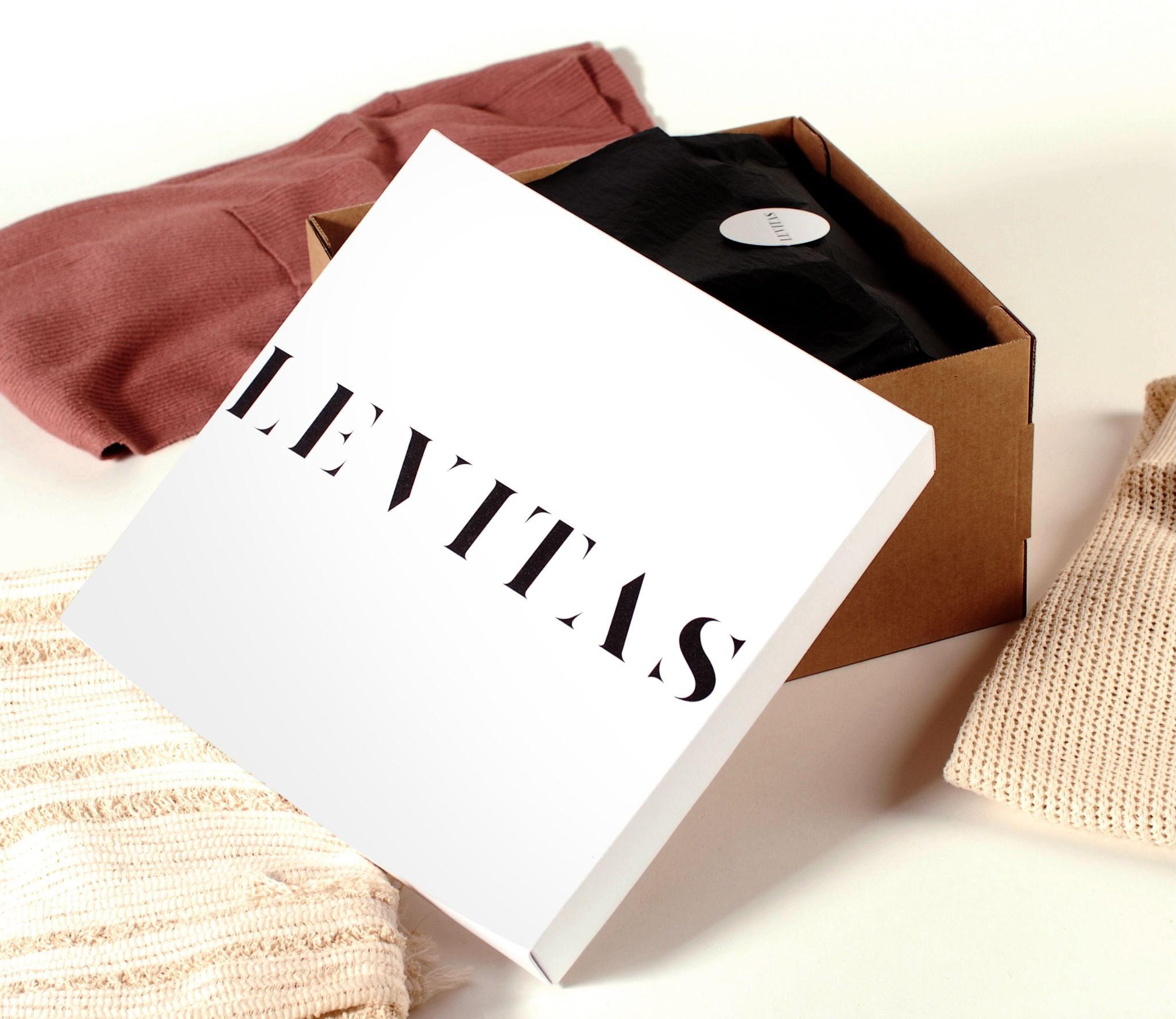 Packaging personalizado para una marca de ropa